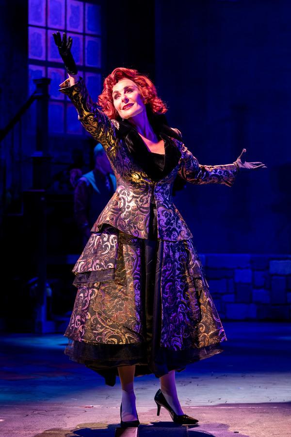 Judy McLane (Norma Desmond)