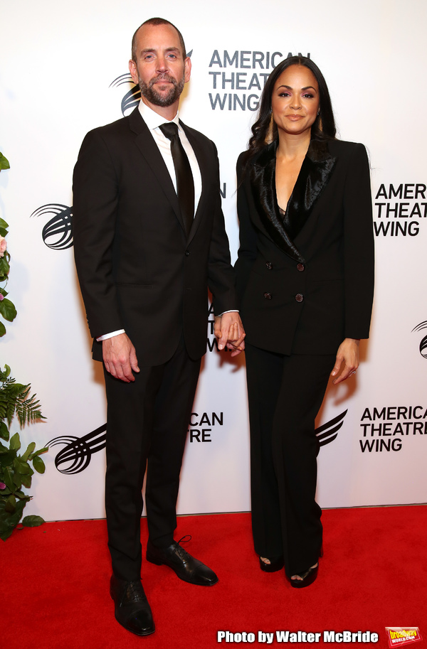 James Uphoff and Karen Olivo