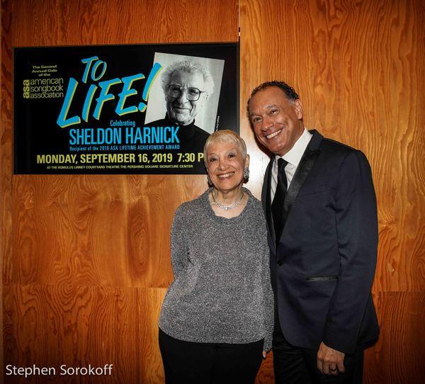 Marilyn Lester & Frank Dain Photo