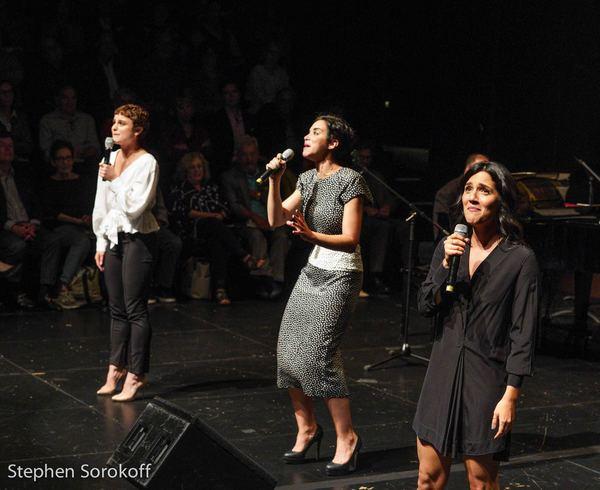 Samantha Massell, Melanie Moore, Alexandra Silber
