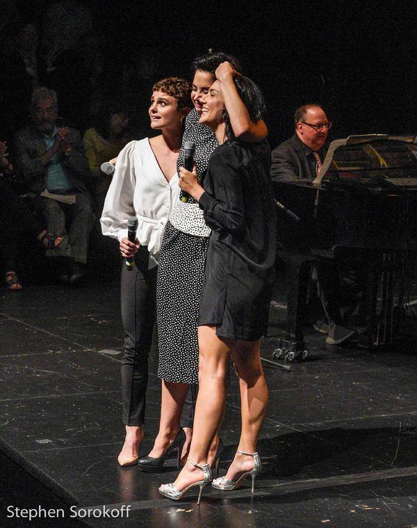 Samantha Massell, Melanie Moore, Alexandra Sillber
