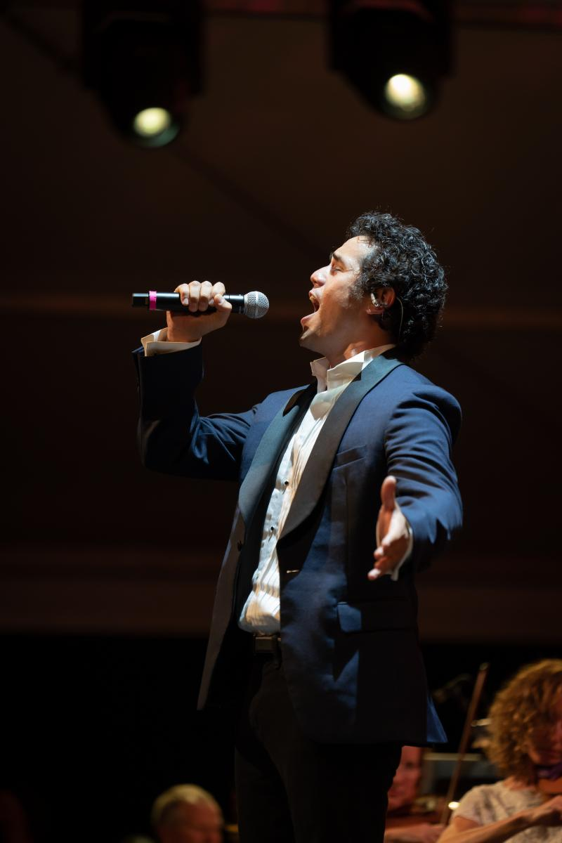 BWW News: Some of the Many Reasons why the ALAN MENKEN AND BROADWAY STARS Concert took us to A Whole New World
