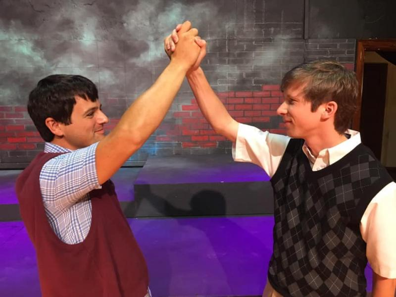 BWW Review: BLOOD BROTHERS at Wichita Community Theatre, Sparking the Conversation on Gun Violence in America