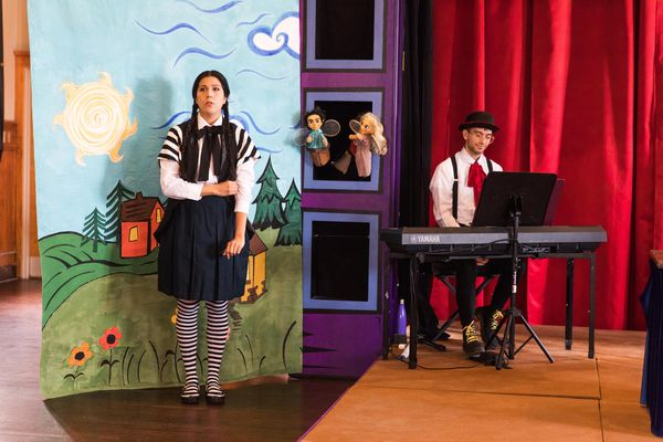 Photo Flash: First Look At THE INCREDIBLE ADVENTURES OF MARY JANE MOSQUITO