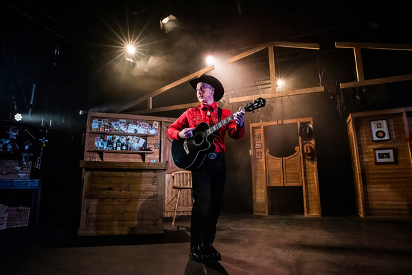 Photo Flash: First Look At The Cast Of The New British Musical MIDLIFE COWBOY