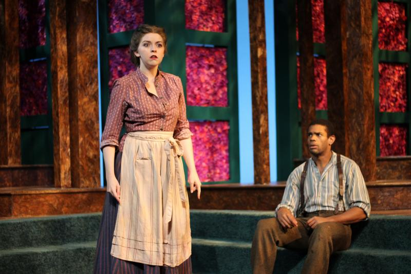 BWW Review: AS YOU LIKE IT at The Shakespeare Theatre of New Jersey Charms