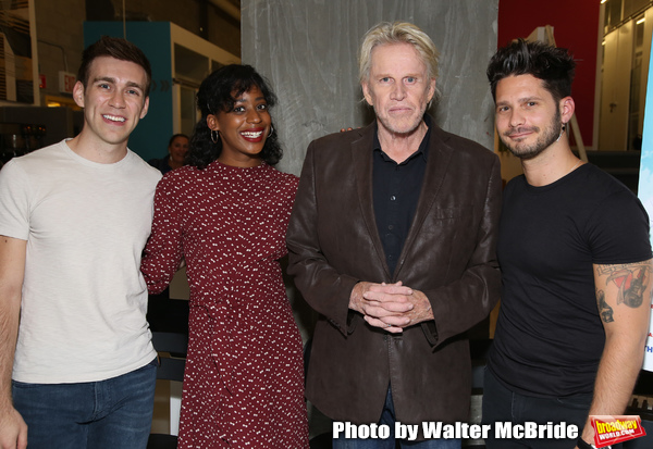 Photo Coverage: Meet the Cast of ONLY HUMAN, Led By Gary Busey as God