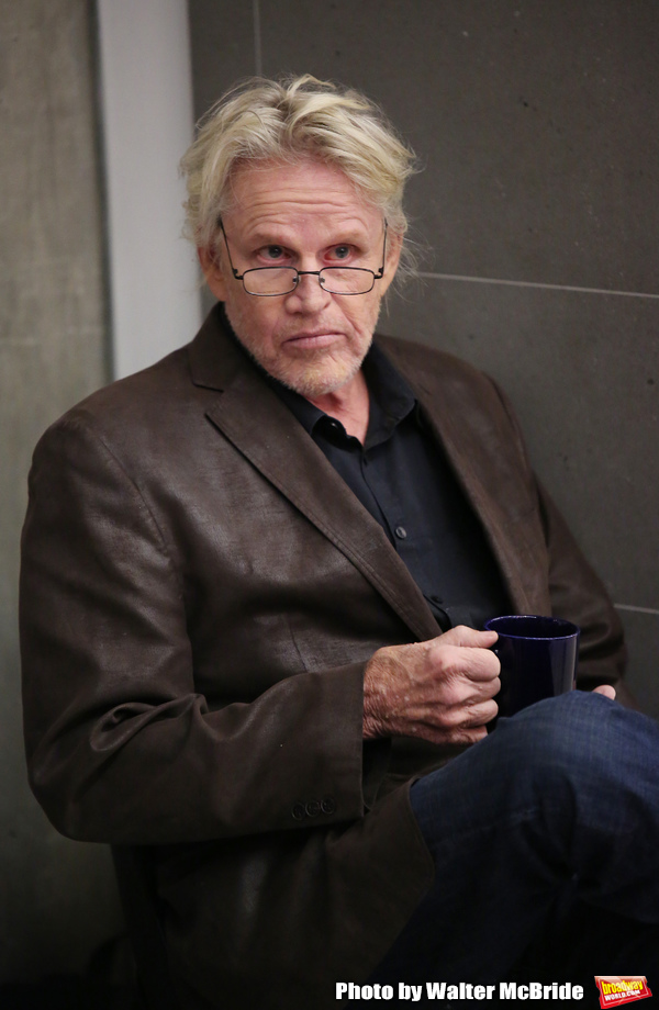 Photo Coverage: Get a Sneak Peek at the New Musical ONLY HUMAN, Starring Gary Busey