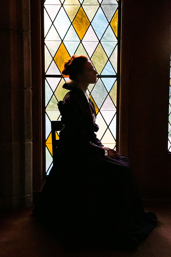 Jennifer Schottstaedt as Mary Shelley Photo