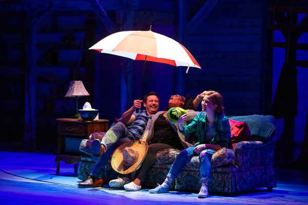 Photo Flash: First Look at the Pre-Broadway Production of FLY MORE THAN YOU FALL
