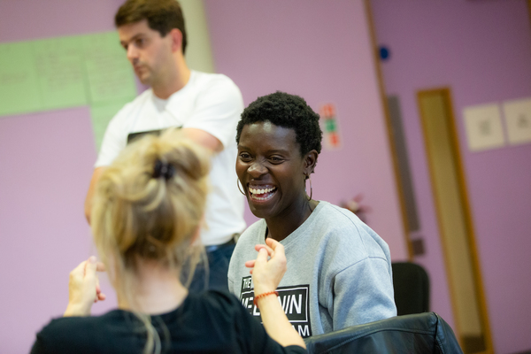 Photos: Inside Rehearsal For MEPHISTO (A RHAPSODY) at the Gate Theatre