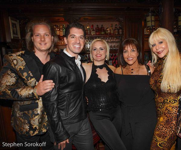 Ferdinand Prinz Von Anhalt, Anthony Nunziata, Haley Swindal, Joan Ryan, Sunny Sessa