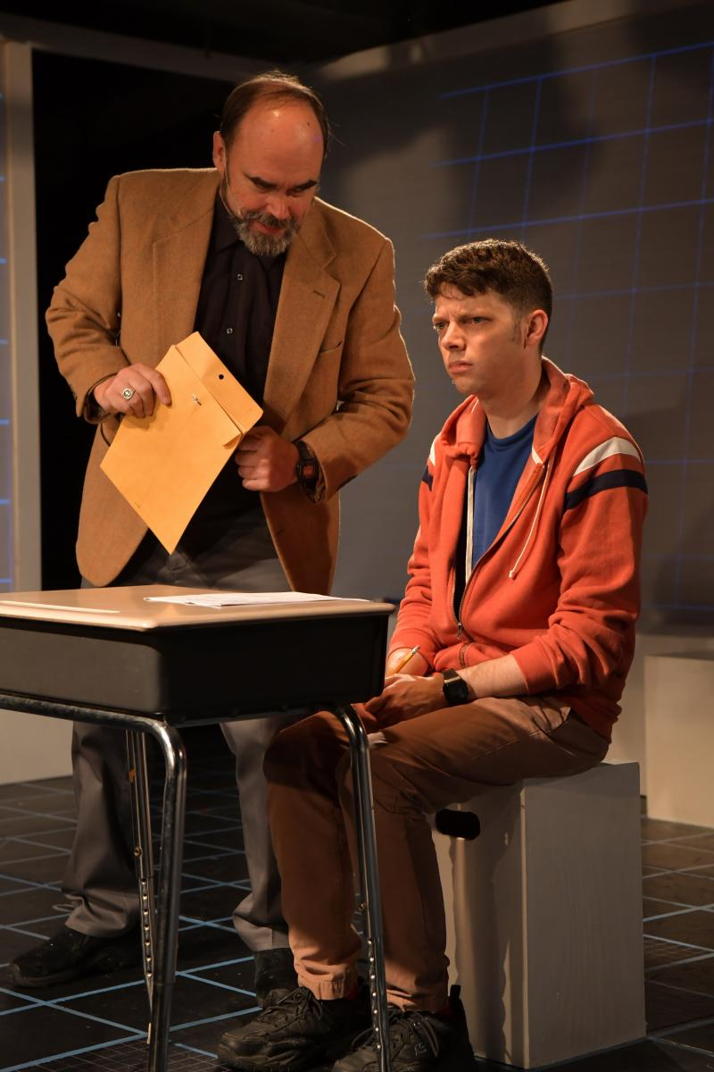 BWW Review: Cat Arnold Directs Inspiring CURIOUS INCIDENT OF THE DOG IN THE NIGHT-TIME for Way Off Broadway