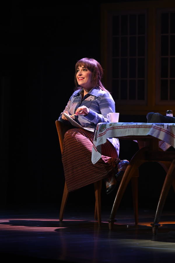 Photo Flash: Get a First Look at BECOMING NANCY Starring Zachary Sayle, Jessica Vosk, and More!