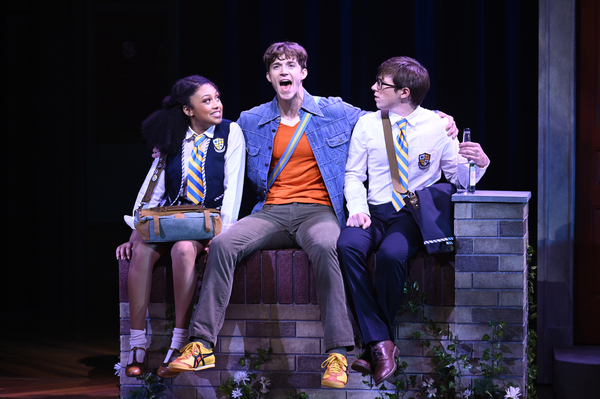 Review Roundup: BECOMING NANCY Starring Zachary Sayle, Jessica Vosk, and More!