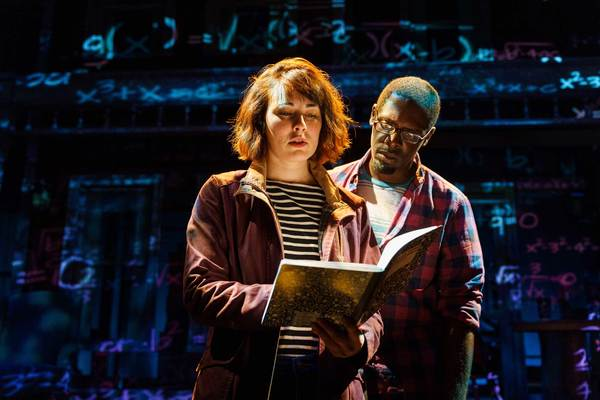 Photo Flash: First Look at PROOF at Everyman Theatre
