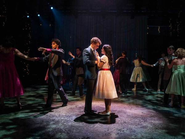 Photo Flash: First Look at WEST SIDE STORY at Milwaukee Repertory Theater