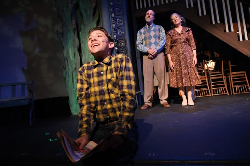 BWW Review: CAROLINE, OR CHANGE at Ray Of Light Theatre Thrills and Inspires