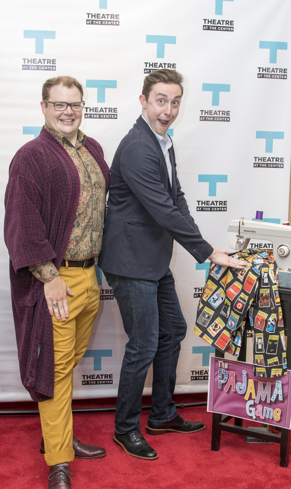 Photo Flash: THE PAJAMA GAME Opens At Theatre At The Center