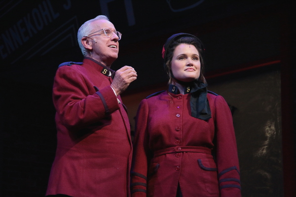 Photo Flash: Jessica Lee Goldyn, James T. Lane and More Star In GUYS AND DOLLS At Virginia Stage