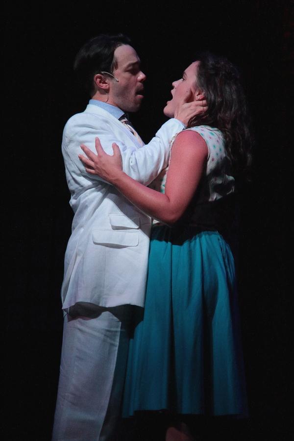 Sam Simahk and Casey Shuler