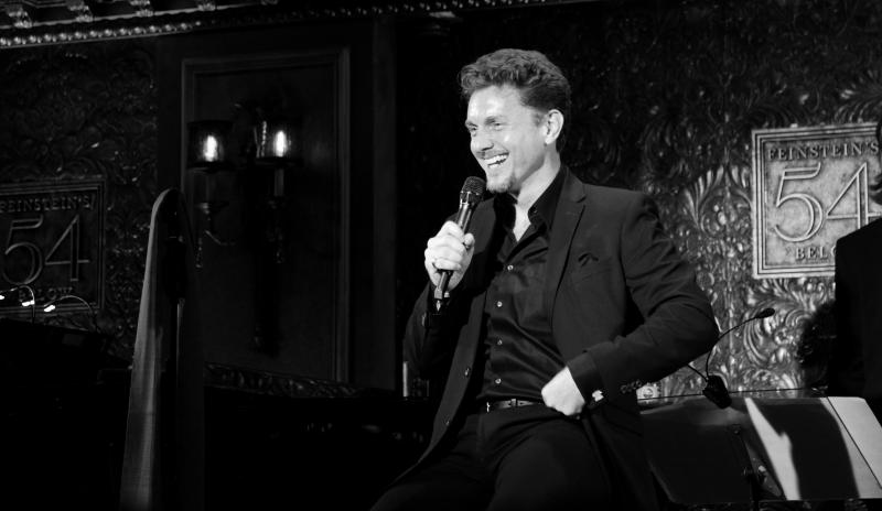 BWW Review: Jason Danieley Has A HEART TO HEART With Adoring Audience at 54 Below