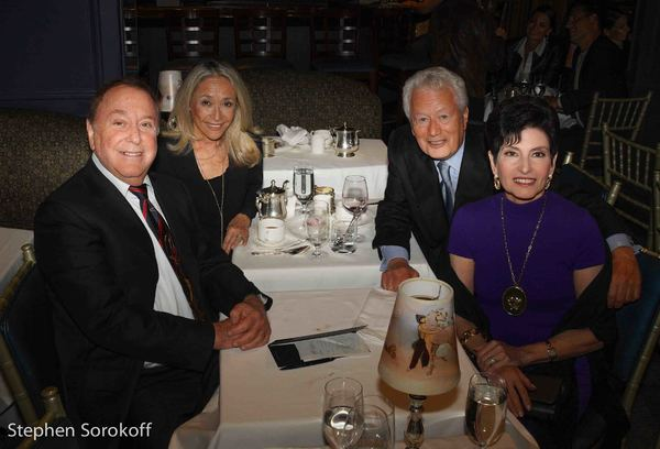 Alan Lazare, Eda Sorokoff, Stephen Sorokoff, Arlene Lazare Photo