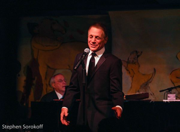 Photos/Review: Tony Danza Comes to Cafe Carlyle