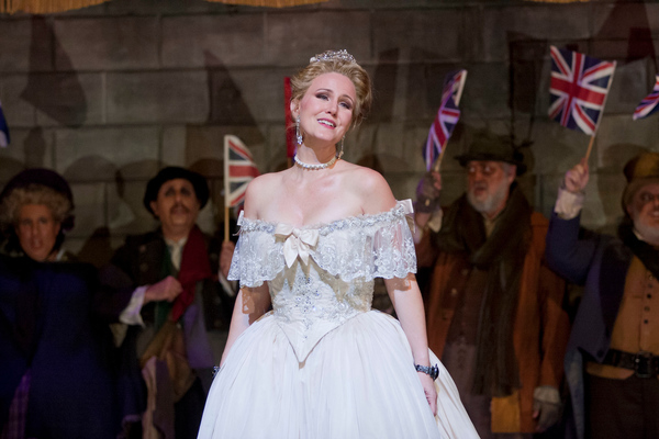 Photo Flash: First Look at Seattle Opera's CINDERELLA