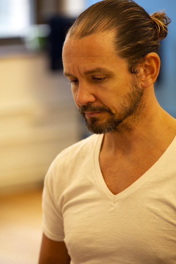 Exclusive Photo Flash: Inside Rehearsal For Clutch Productions' THE WORTH OF WATER
