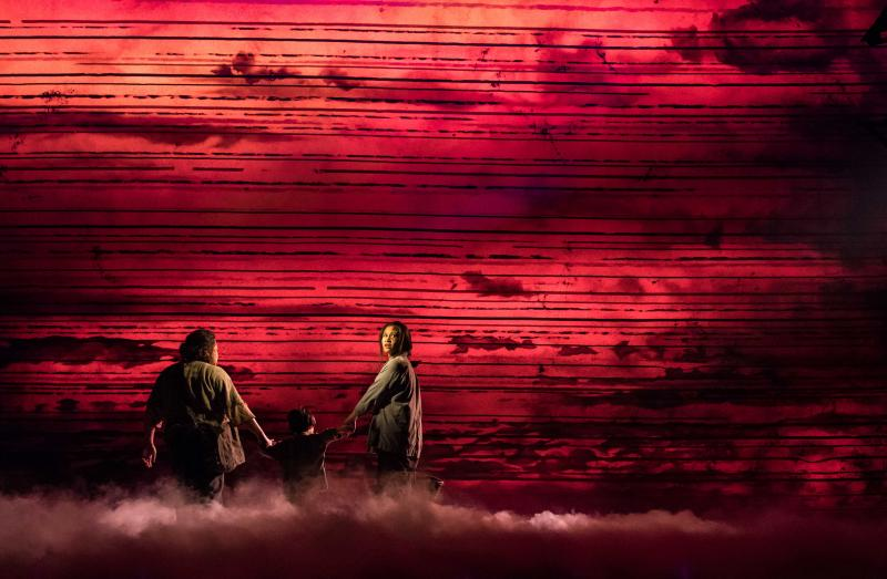 BWW Review: MISS SAIGON is More Than Spectacle - But It Helps
