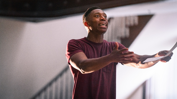 Photo Flash: In Rehearsal with Steppenwolf's THE BROTHERS SIZE