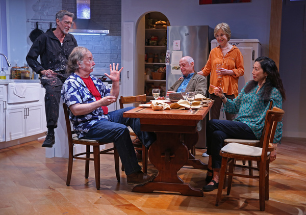 Photo Flash: First Look At FERN HILL Opening Tonight At 59E59 Theaters