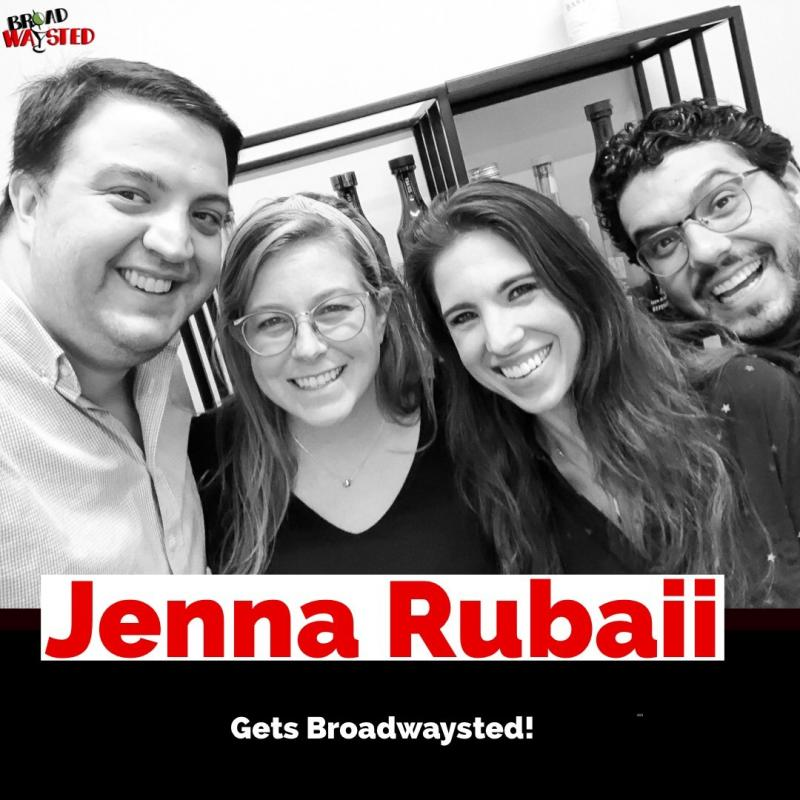 The 'Broadwaysted' Podcast Welcomes JESUS CHRIST SUPERSTAR Tour's Jenna Rubaii