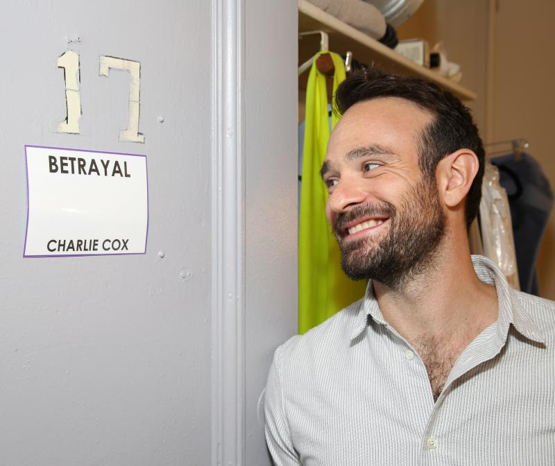 Debut of the Month: Charlie Cox Makes His Broadway Debut in BETRAYAL