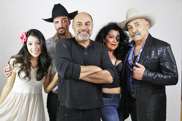 Photo Flash: San Diego Rep Presents BAD HOMBRES/GOOD WIVES