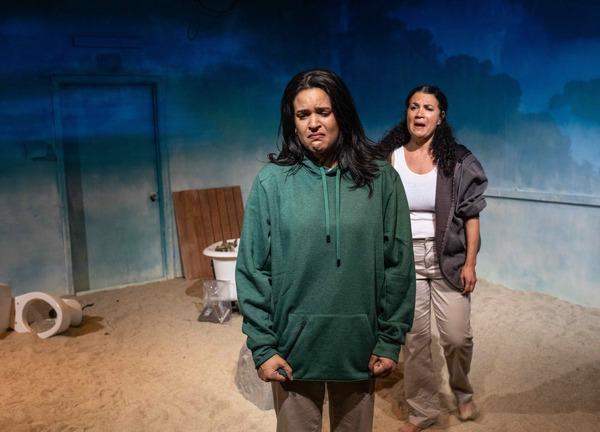 Photo Flash: Playwrights' Arena Presents LAS MUJERES DEL MAR