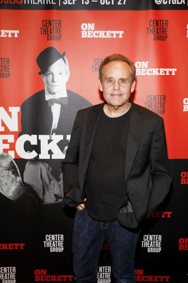 Photo Flash: Bill Irwin's ON BECKETT Opens At Center Theatre Group