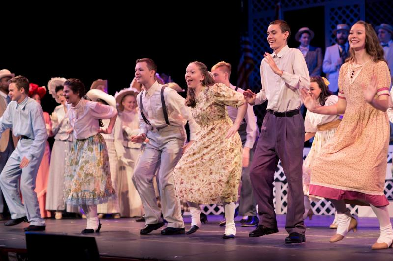 BWW Review: March to see THE MUSIC MAN at SERVANT STAGE