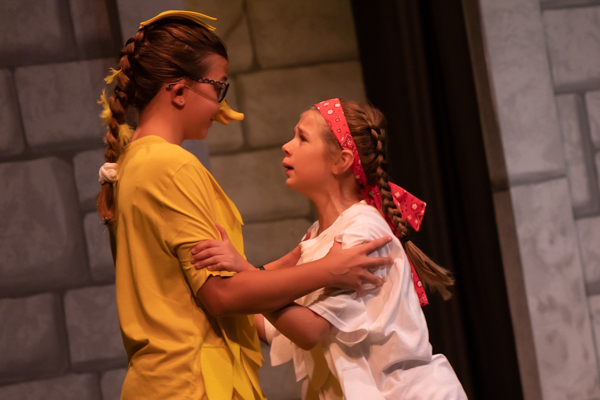 Photo Coverage: First look at Hilliard Arts Council's THE STINKY CHEESEMAN