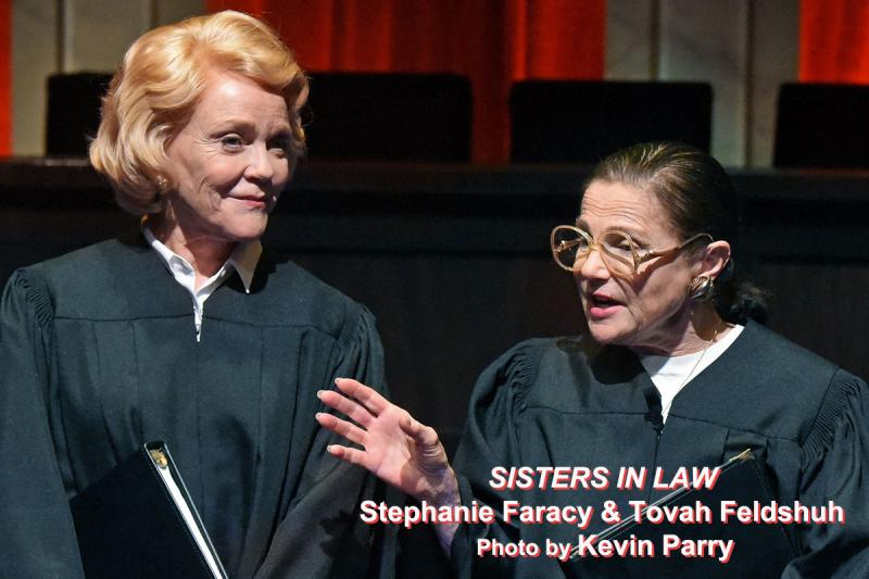 BWW Interview: SISTERS IN LAW's Tovah Feldshuh - A Supreme Match for RBG