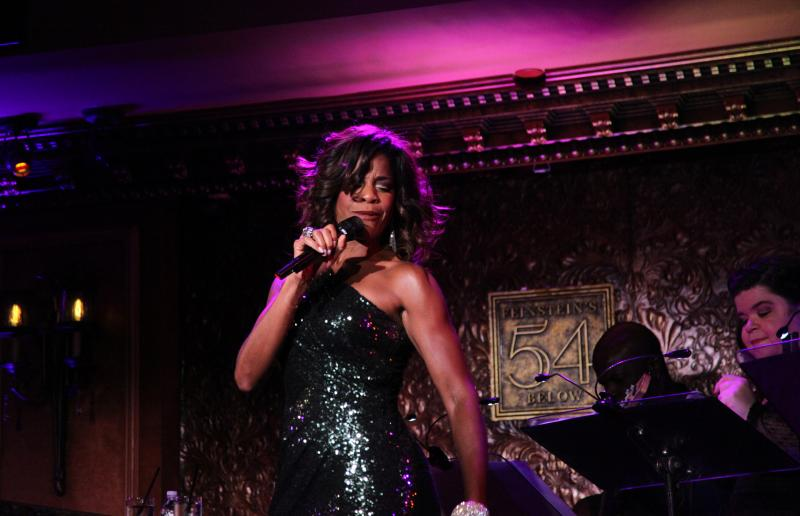BWW Review: Nicole Henry Brings Star Power to I WANNA DANCE WITH SOMEBODY: THE MUSIC OF WHITNEY HOUSTON at 54 Below