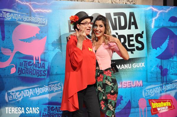 Lloll Bertran y Diana Roig Photo