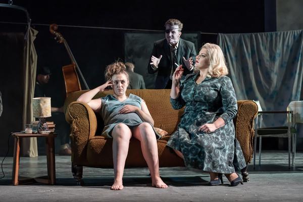 Gemma Dobson, Tom Varey, Jodie Prenger Photo