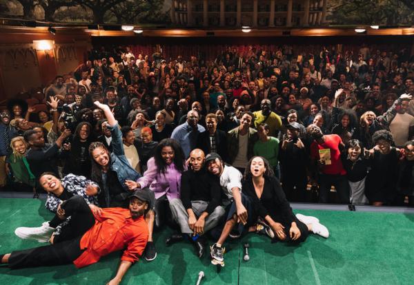Photo Flash: SLAVE PLAY Creator Jeremy O. Harris Hosts 'Black Out'