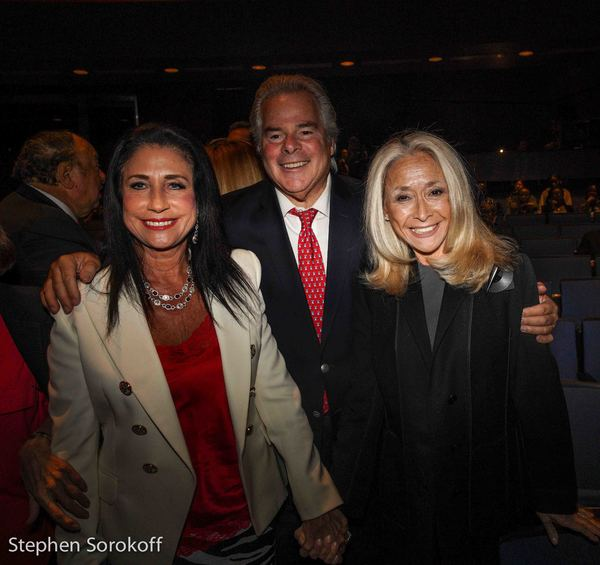 Donna Soloway, Richard Soloway, Eda Sorokoff