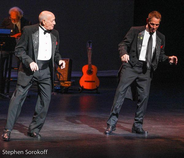 Hal Shane & Tony Danza Photo