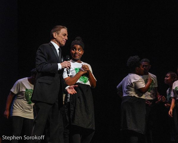 Review/Photos: Tony Danza and The Stars Of Tomorrow Take The Stage At The Gerald W. Lynch Theater