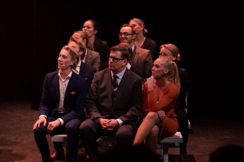BWW Review: LEGALLY BLONDE at Lillestrøm Kultursenter - An Explosive Pink Energy Bomb