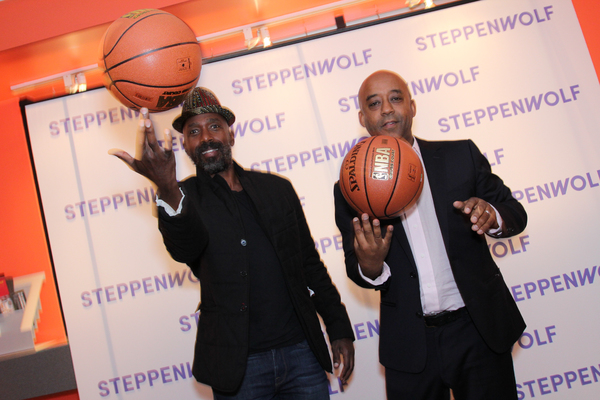 Photo Flash: THE GREAT LEAP Celebrates Opening Night at Steppenwolf